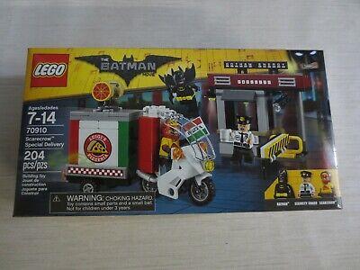 LEGO Batman Movie Scarecrow 70910