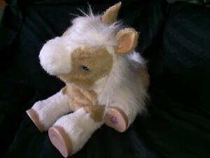 Butterscotch the Fur Real Pony