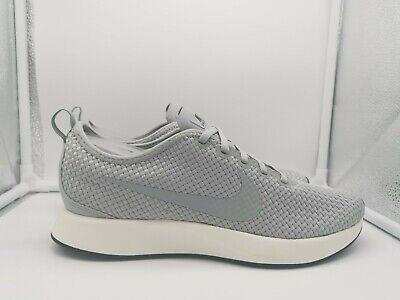 Nike Dualtone Racer SE UK 7.5 Light Plumice Grey Cream 922170-006