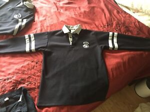 Rugby sweaters and size 32 pants Immaculata Uniform