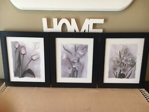 Black and White Wall Decor