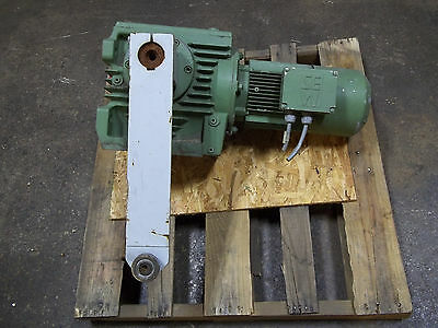Sew-eurodrive Electric Motor Gear Reduction 260460 3 Phase
