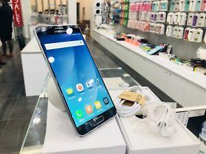 Genuine Samsung Note 5 32GB Black Unlocked Warranty Invoice Surfers Paradise Gold Coast City Preview