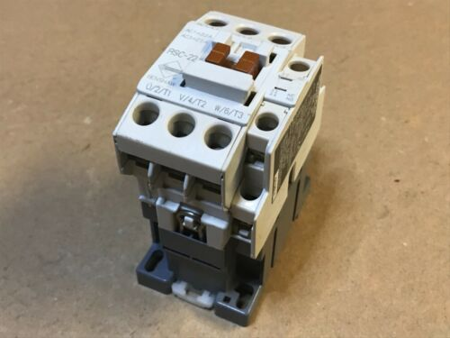 Benshaw RSC-22 3-Pole Magnetic Contactor 22 Amp, 110 VAC Coil *WARRANTY*
