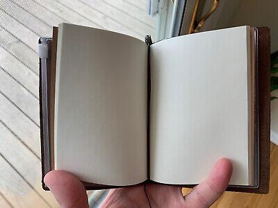 Midori Traveler's Notebook Passport + Insert