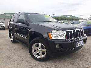 2007 Jeep Grand Cherokee, Automatic, Turbo diesel Invermay Launceston Area Preview