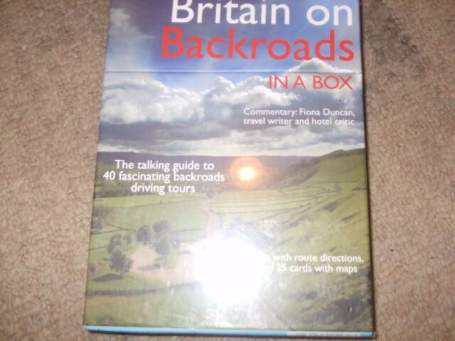 Britain on Backroads: The Talking Guide to Fascinating Backroads Driving Tours b