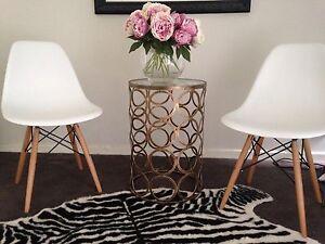 8 X Matt Blatt Chairs- Eames Replica Zetland Inner Sydney Preview