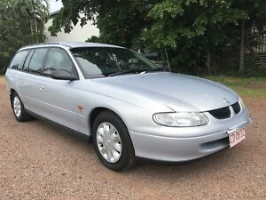 1999 VT Commodore wagon. TIDY!!. Automatic. Aircon and rego. Bargain!