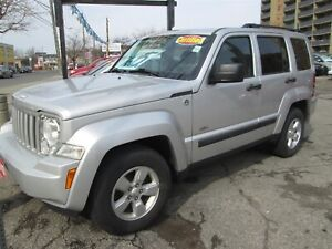 2010 Jeep Liberty Trail Rated 4x4!