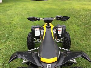 Vtt can-am ds450