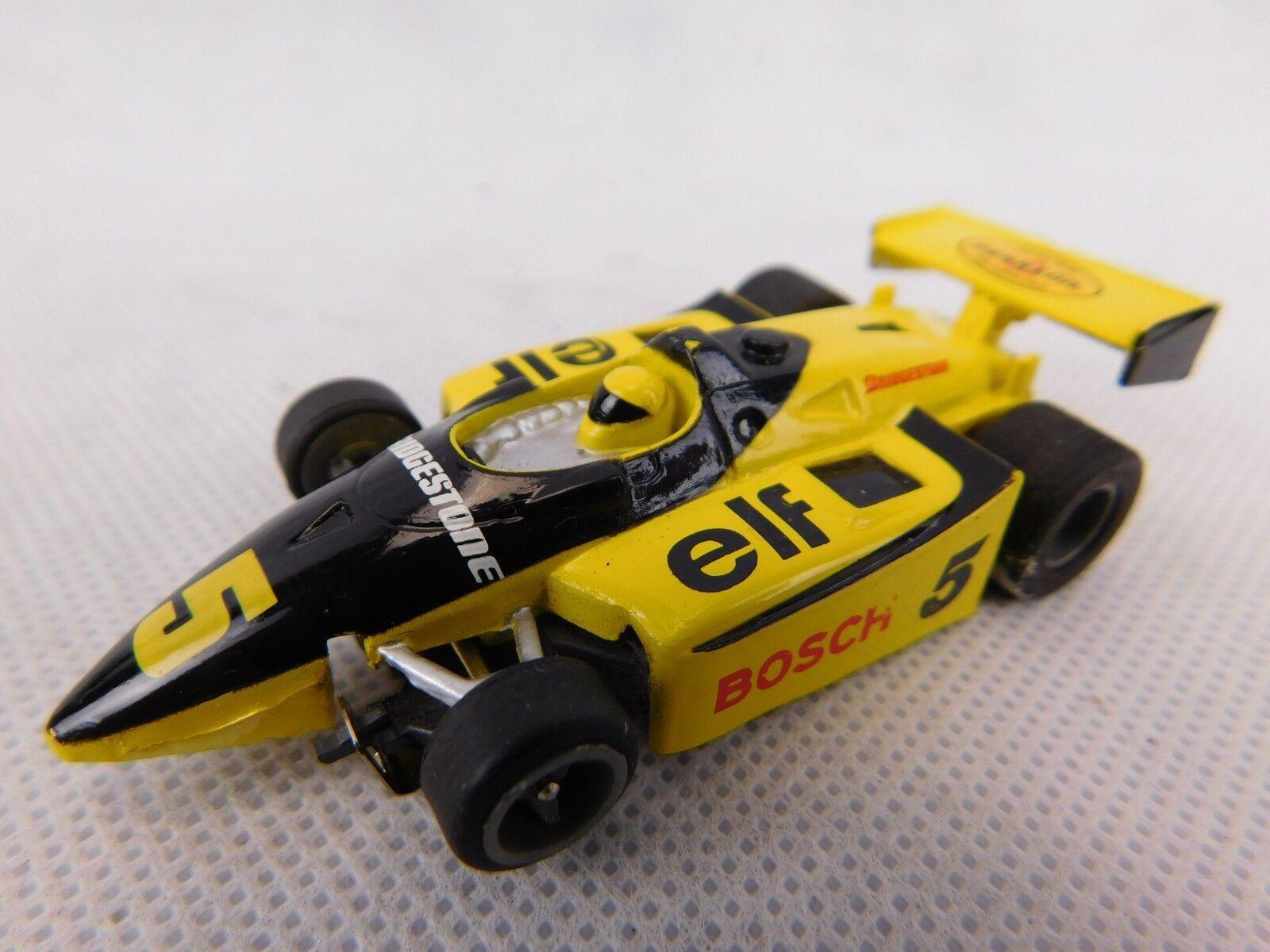 FALLER AMS / TYCO Model Rennwagen Auto PKW Slotcar Formel 1 Fahrzeug H0 1:87 #67