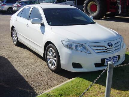 2011 Toyota Camry Altise Sedan Narrogin Narrogin Area Preview