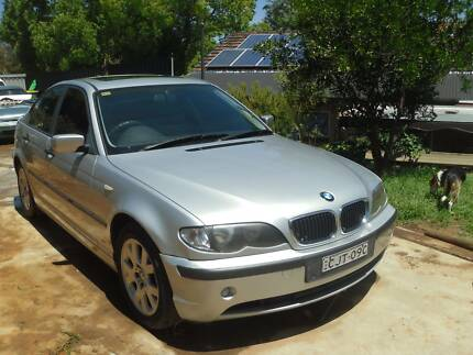 2003 BMW 318I  FOR PARTS ONLY West Albury Albury Area Preview