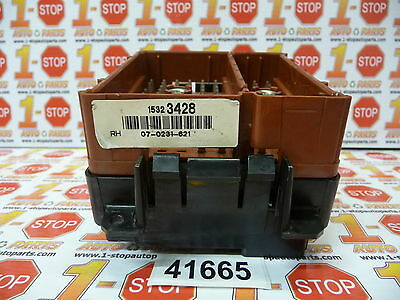 2001 01 CHEVROLET MALIBU FUSE BOX 15323428 OEM