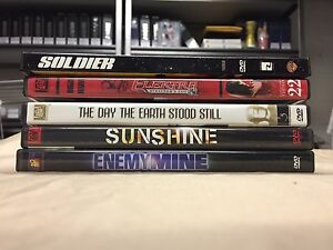 DVD - Lot of 5 Movies: $2 each or $5 For the Lot