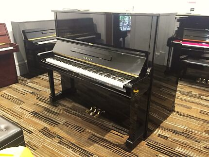Yamaha U3H(S)PE - Delivery, Tuning & Warranty Included