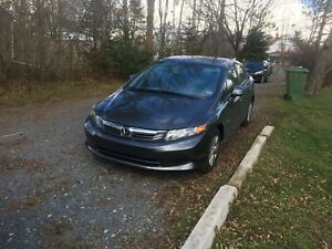 2012 civic, new mvi ....best deal on a 12 civic...