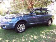 2005 Subaru Outback SUV Keiraville Wollongong Area Preview