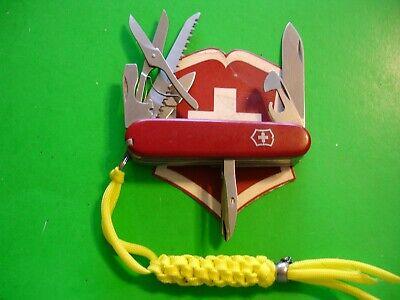 NTSA VINTAGE (1974-2005) SWISS ARMY VICTORINOX POCKET KNIFE 91mm FIELDMASTER