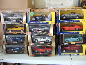MOVING SALE- Over 160 Diecast cars/trucks must be sold