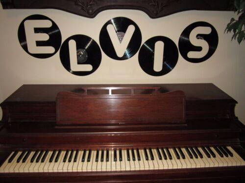 BOYS BABY NAMES Luis Owen Paul Sean Seth 4 Vintage LP Record Album Sign Letters