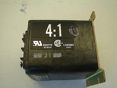 Instrument Transformers 467-480 Process Measurement 480v 41 Ratio Xlnt