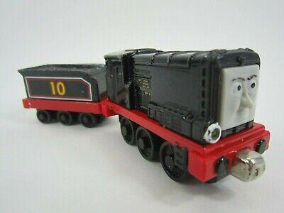 Talking Deisel & Tender No. 10 - Thomas the Train Diecast Train (No Battery)