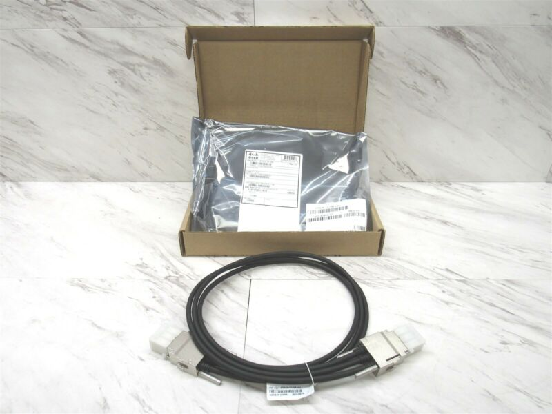 New Cisco STACK-T1-1M Stackwise Stacking Cable