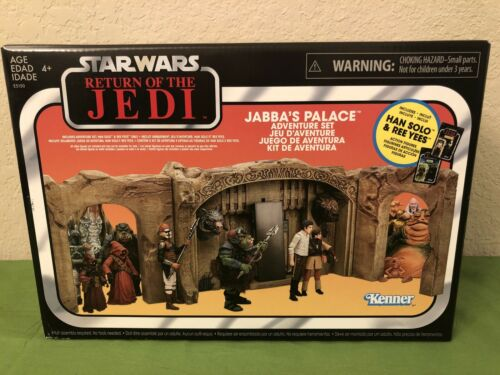 Star Wars Return of the Jedi Jabba's Palace Adventure Set Vi