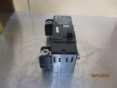 Siemens Circuit Breaker 914312c 200amp 120240v 2p Typeeq8695 Used In Box