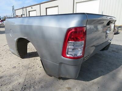 "2019 NEW BODY DODGE RAM 2500 6'4"" SHORT BED TRUCK BED BOX ASSEMBLY GRAY PSC"