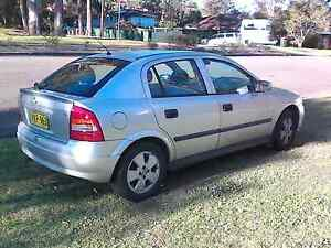 02 Astra auto 3 months rego Medowie Port Stephens Area Preview