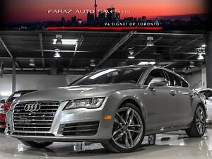 2014 Audi A7 TECHNIK|NAVI|360|B.SPOT|COOLEDSEAT|DRIVE SELECT
