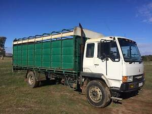 Stock truck with crate Wodonga Wodonga Area Preview