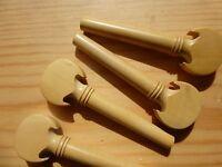 Barocco Stile Violino Pioli, Legno Di Bosso , Full-size 4/4, 4 Pezzi, -  - ebay.it