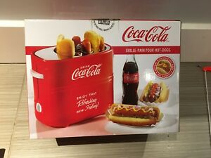Coca Cola pop up Hot dog toaster