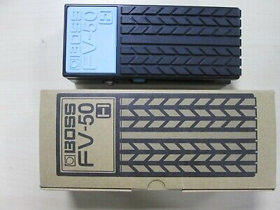 Boss FV-50H High Impedance guitar Volume Pedal £72 free shipping