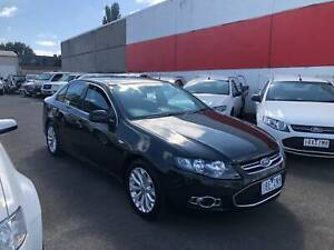 2012 Ford G6 ECOBOOST Automatic Sedan Lilydale Yarra Ranges Preview