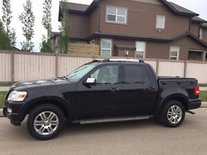 2009 Ford Explorer Sport Trac Limited 4 X 4
