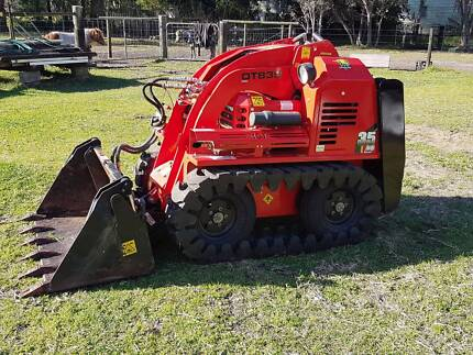 Kanga DT835 Machine and 3t Tipping Trailer Package Tea Tree Gully Tea Tree Gully Area Preview