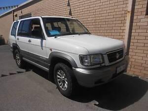 2000 Holden Jackaroo Montrerey 4x4  7 Seater Wangara Wanneroo Area Preview