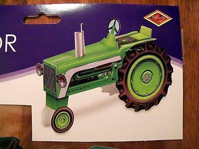 Tractor Centerpiece  Farm John Deere Green - Farm Centerpieces