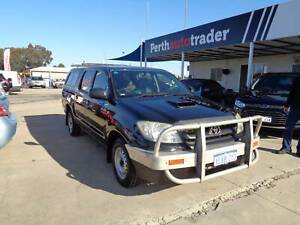 2008 Toyota Hilux SR Dual cab 4x2 Kenwick Gosnells Area Preview