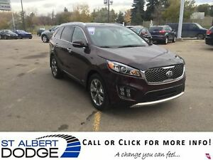2016 Kia Sorento SX Limited | HEATED LEATHER | BACK CAM | NAV