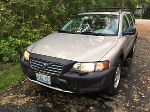 2003 Volvo XC70 with third row seat
