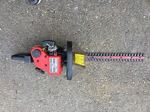 Gas Powered Homelite Hedge Trimmer
