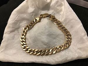 9ct solid gold chain Baldivis Rockingham Area Preview