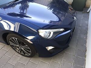 Toyota 86 2014 Ascot Vale Moonee Valley Preview