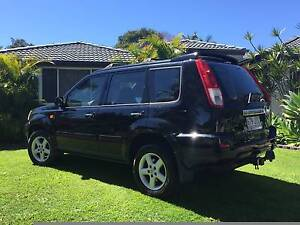 2003 Nissan X-trail Wagon Arundel Gold Coast City Preview